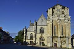 _DSC2507 : Eglise Notre Dame, Mortagne au Perche, France