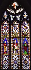 St Susannah, St Remigius, St Elizabeth