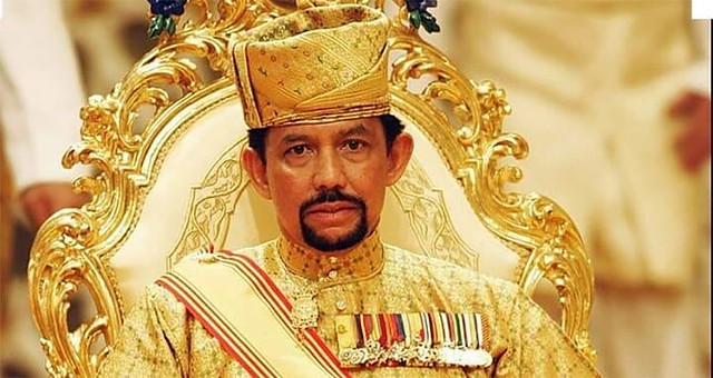 3815 How rich is the Sultan of Brunei The richest monarch in the World 01