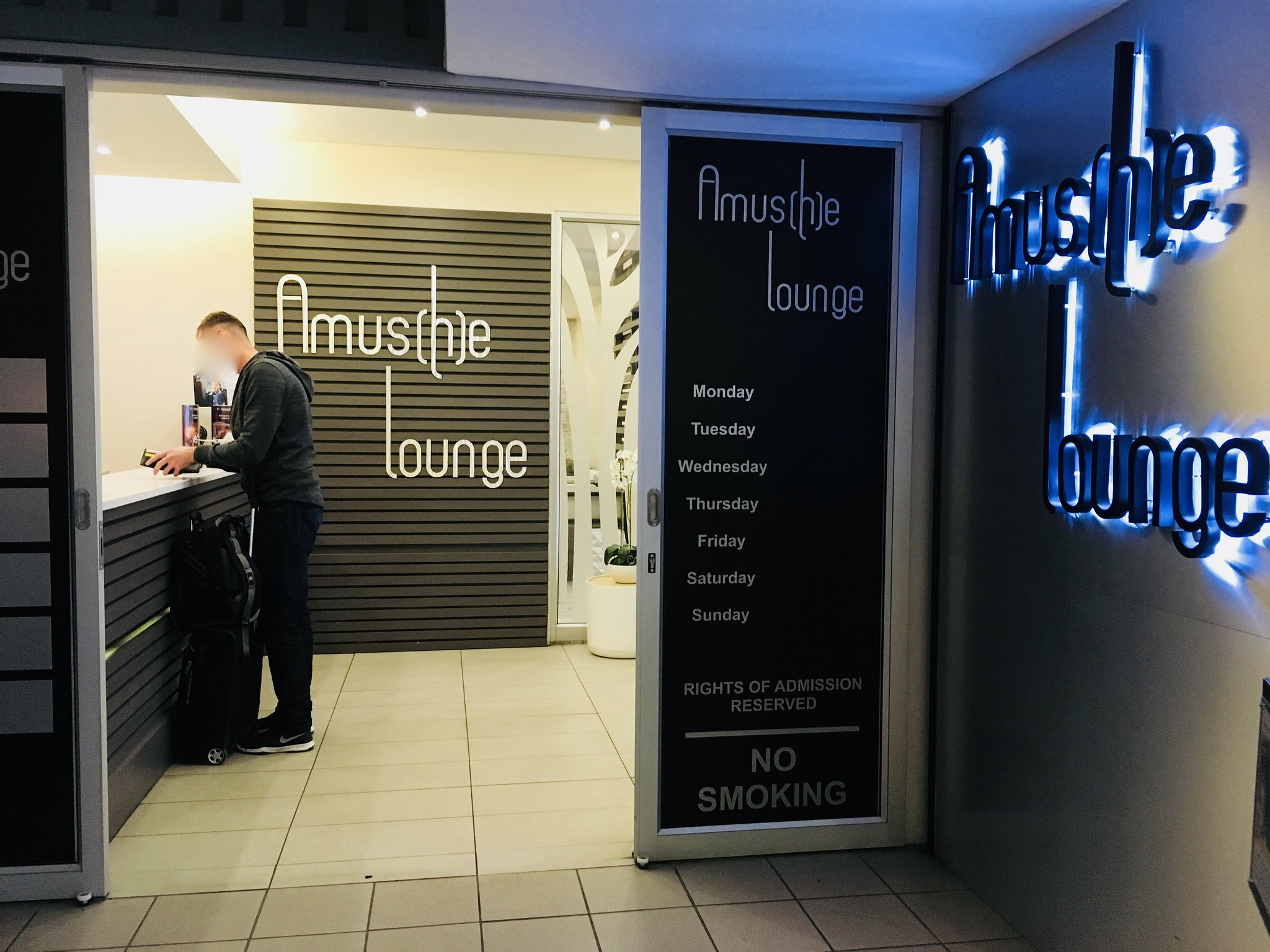Amushe Lounge Windhoek Namibia