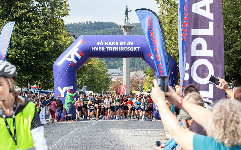 Trondheim Maraton 2018