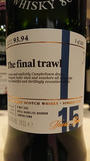 SMWS 93.94 - The final trawl