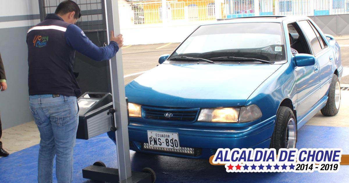 Inicia la revisión técnica vehicular