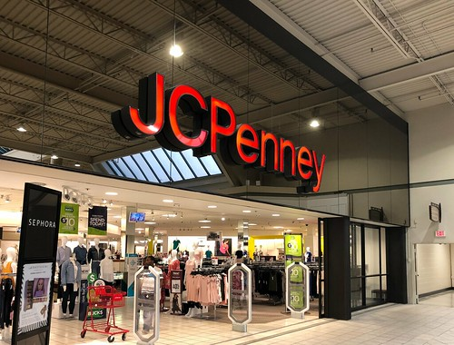 JCPenney (Valley View Mall)