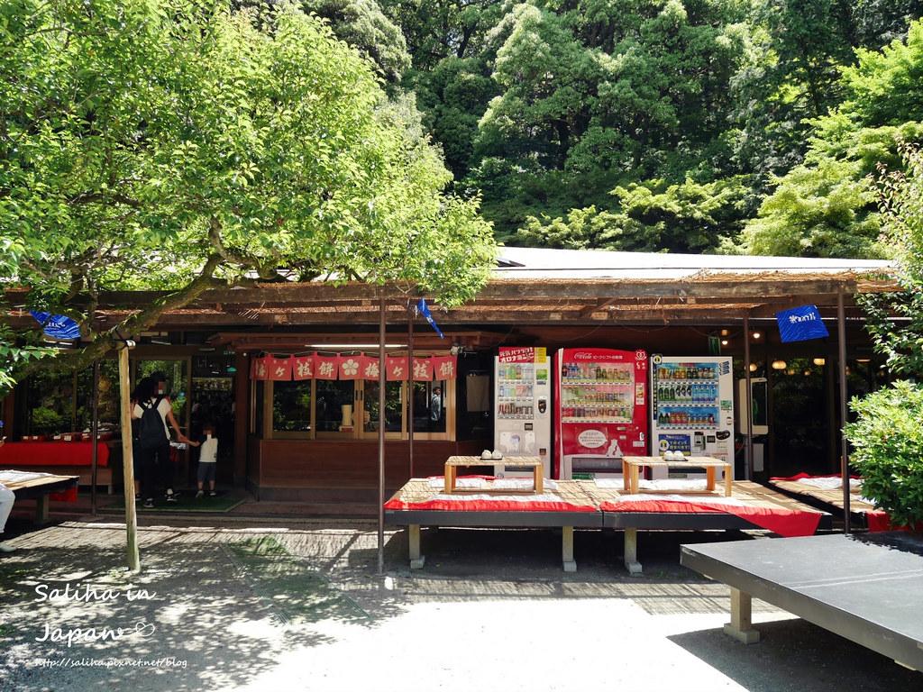 日本九州太宰府一日遊附近茶屋景點推薦 (2)
