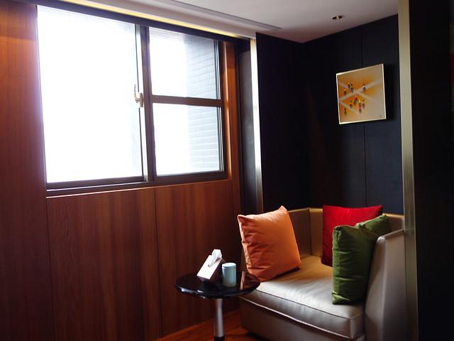 有小沙發@高雄H2O水京棧國際酒店