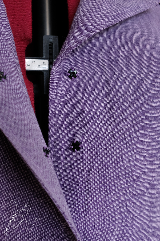 marchewkowa, marchewa, marchewka, blog, szycie, sewing, rękodzieło, handmade, moda, styl, vintage, retro, repro, 1960s, Wrocław szyje, w starym stylu, szmizjerka, ołówkowa, shirt dress, linen, len, lawendowy, lavender