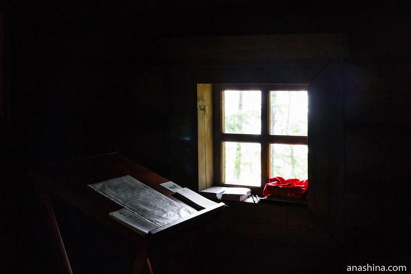Часовня преподобного Арсения Коневского, Северная Фиваида, Карелия, Рауталахти