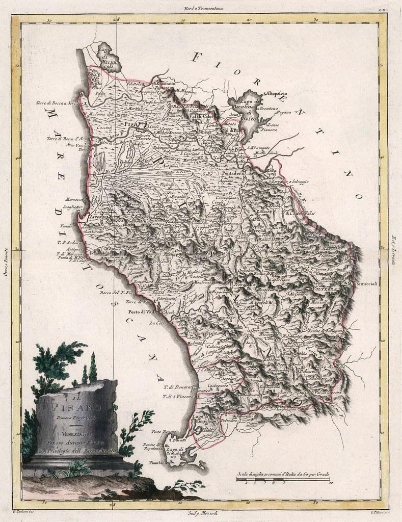 Antonio Zatta - Il Pisano (1783)