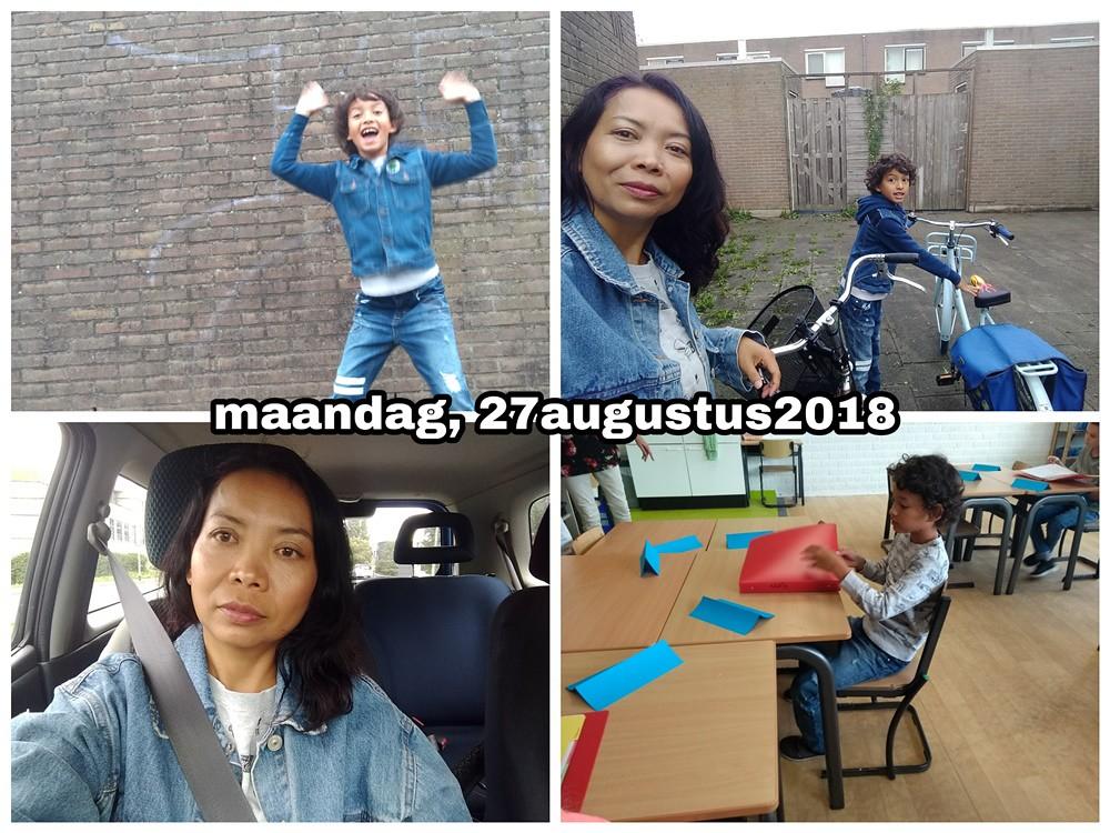 27 augustus 2018 Snapshot