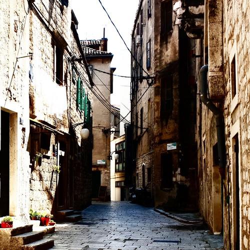 Vicoli di Sebenico