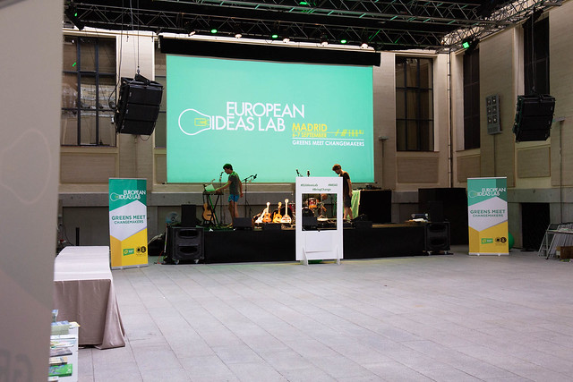 #EUideasLab - Madrid