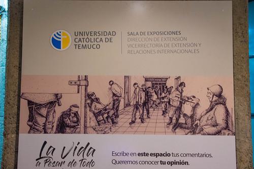 """Exposición """"La Vida a pesar de todo"""" - Miguel Lawner"""
