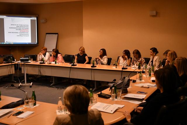 """Analiza: """"Utjecaji Sporazuma o stabilizaciji i pridruživanju te CEFTA2006 na proces europskih integracija zemalja ZB6 i na regionalnu suradnju: Postignuća i put naprijed."""""""