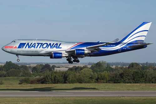 National Airlines B747-428(BCF) N919CA | by wapo84