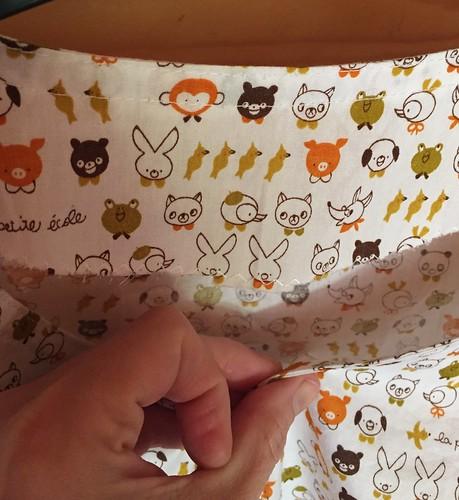 ehv kawaii shirt detail neckline sewing