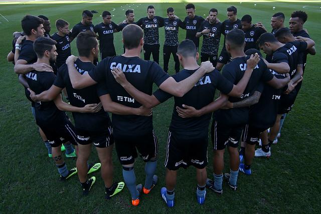 Botafogo 0 x 3 Atlético-MG