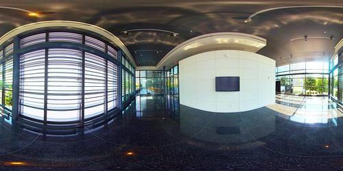 Newseum Venue Interior and Exterior Images in 360