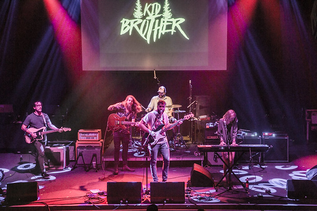 Kid Brother @ 9:30 Club, Washington DC, 08/18/2018