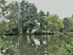 Voie verte entre Saint Rémy et le Pont de la mousse - Photo of Hamars