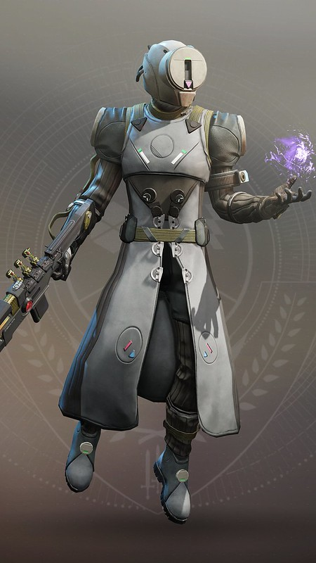 Destiny 2: Forsaken – PlayStation-Exclusive Warlock Armor