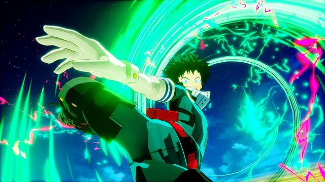 僕のヒーローアカデミア One\'s Justice 緑谷出久 シュートスタイル (4)