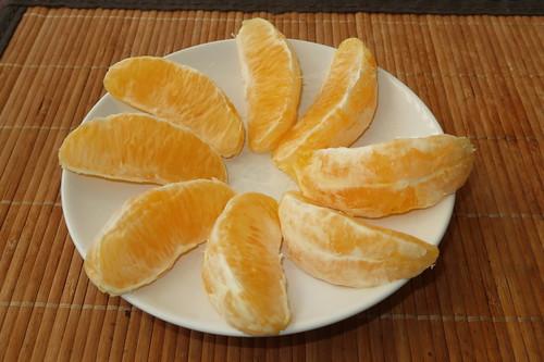 Orange (in Spalten zerteilt)