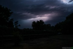 Orage - Photo of Guillos