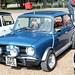 1972 1275GT Mini Clubman OXE380L Brands Hatch Mini Festival 2018
