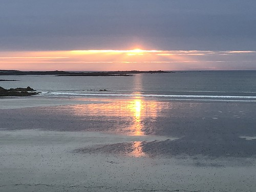 Sunset at Vazon