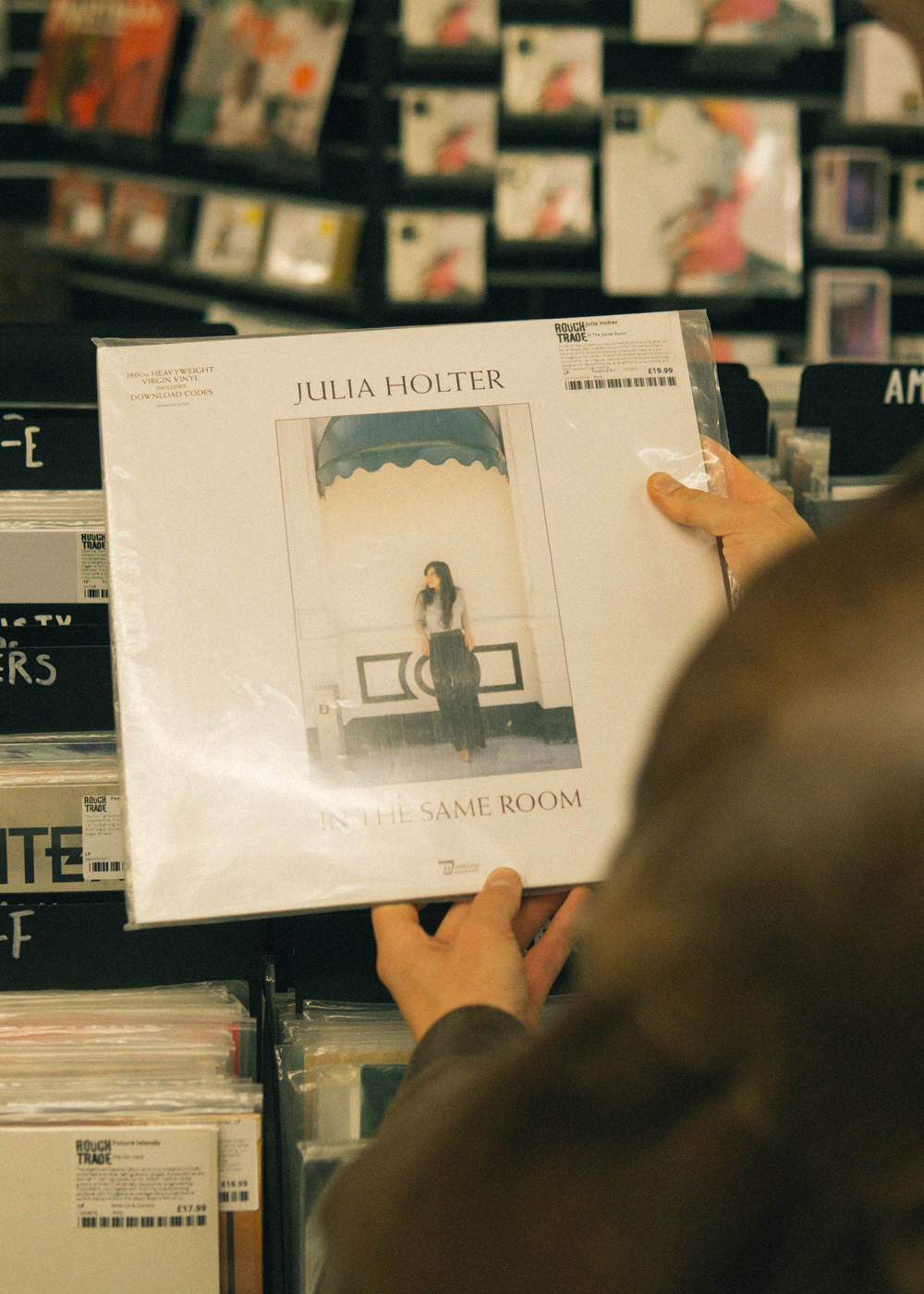 Record Shopping with Hater