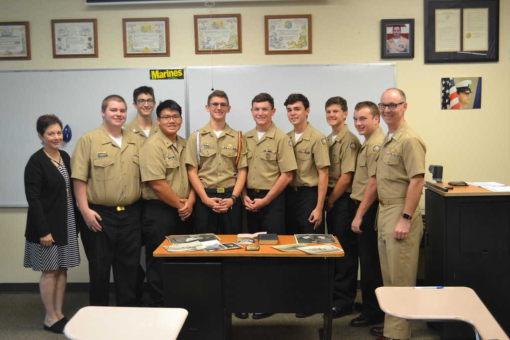 NJROTC Veterans Project