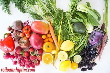 Người bị rối loạn thần kinh tim nên ăn trái cây giàu vitamin B