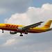 DHL Airbus A300B4-622R(F) D-AEAA