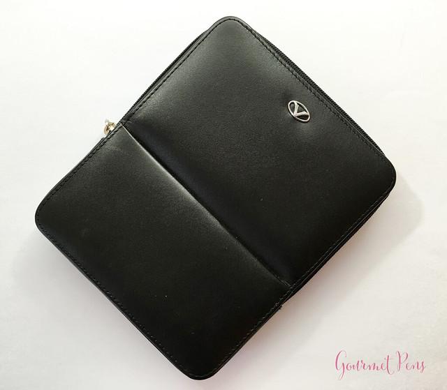 Visconti Zippered Leather Pen Cases @AppelboomLaren @CouronneduComte 10