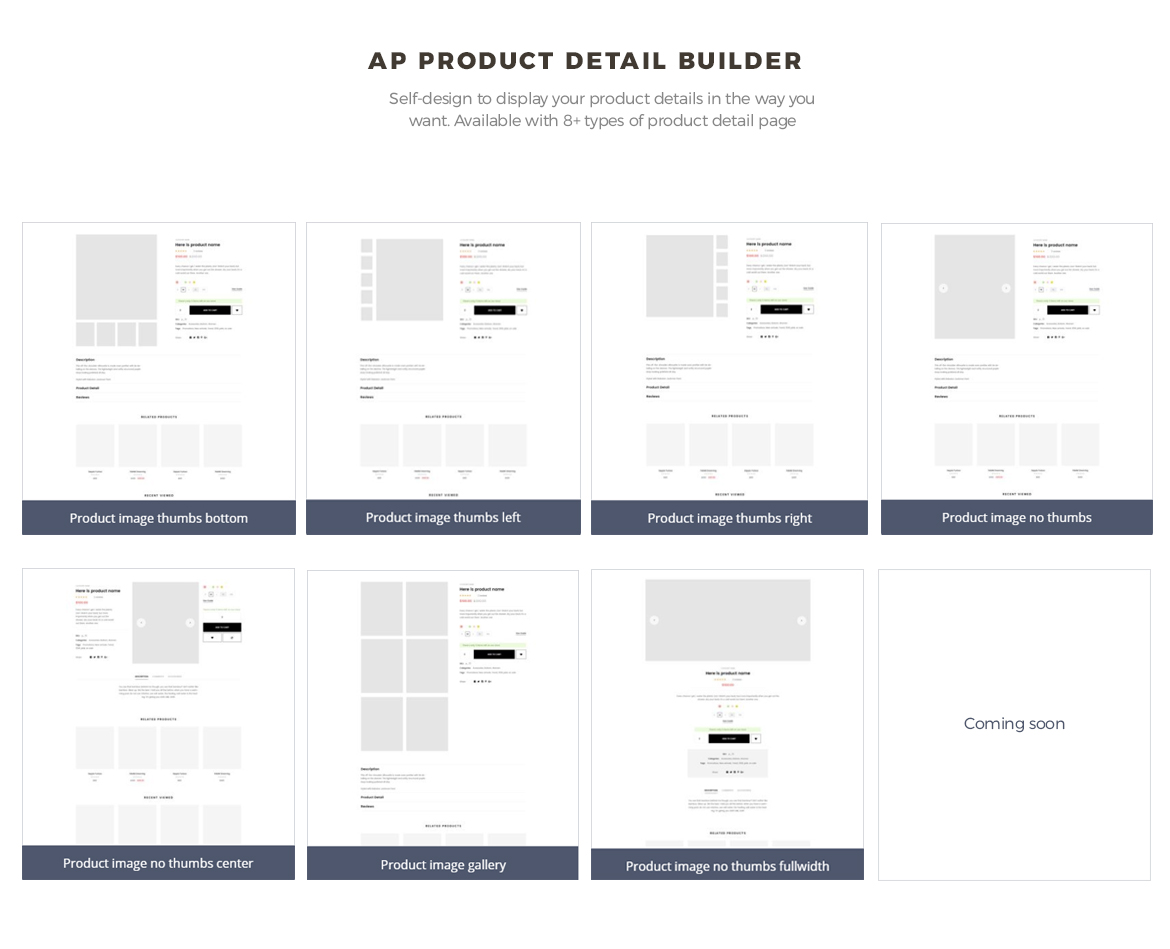 product list builder - pagebuilder-Bos Ocbee prestashop 1.7 theme - honey, food, beauty store