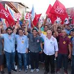 Bairro do São Francisco abraça projeto político de candidatos