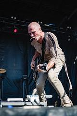 Gary Numan en Riot Fest Chicago 2018