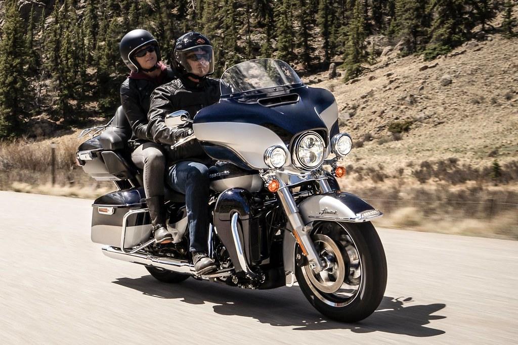 Harley-Davidson 1870 ULTRA LIMITED LOW FLHTKL 2019 - 3