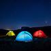 CAMP AND STARS by murathoca