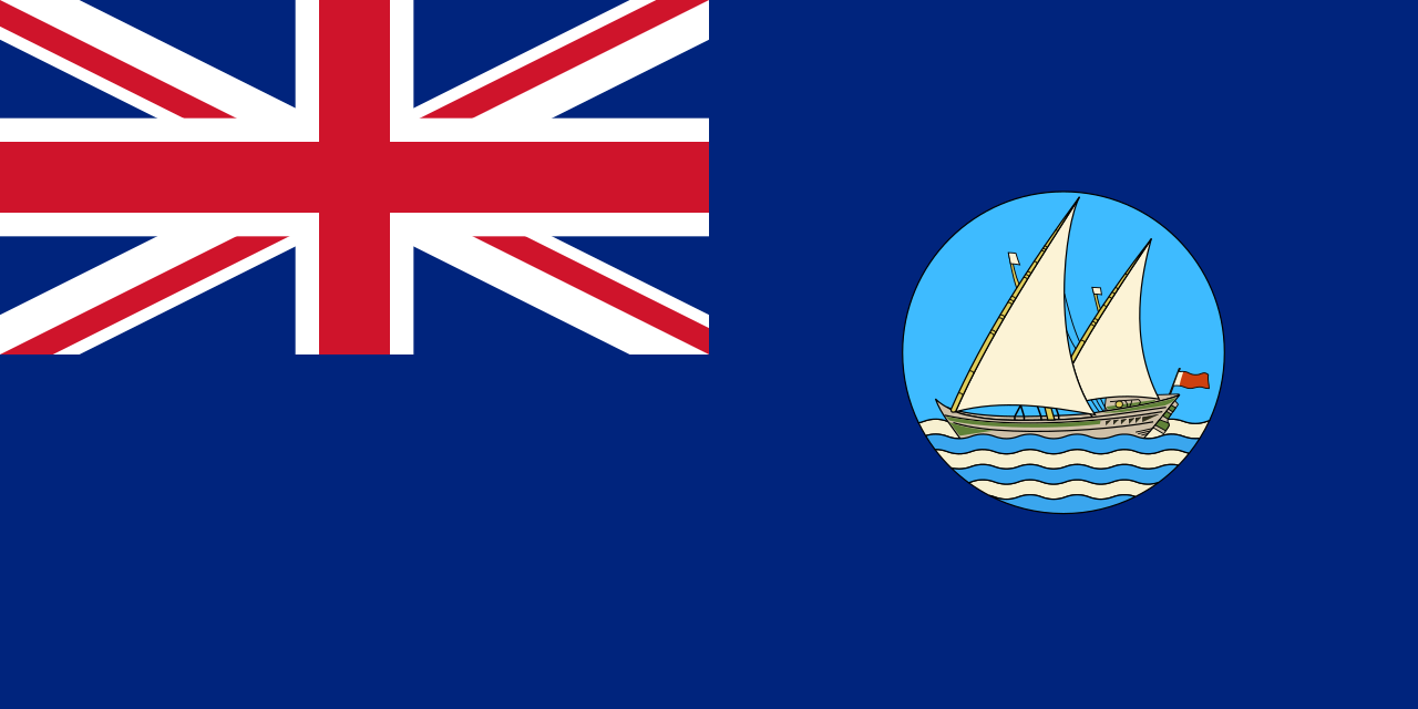 Flag of the Colony of Aden