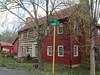 Virginia log house