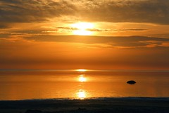 Mererannas / By the sea, Estonia