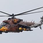 716, Mil Mi-24V Hungarian Air Force @ Kecskemet LHKE