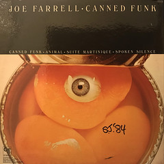 JOE FARRELL:CANNED FUNK(JACKET B)