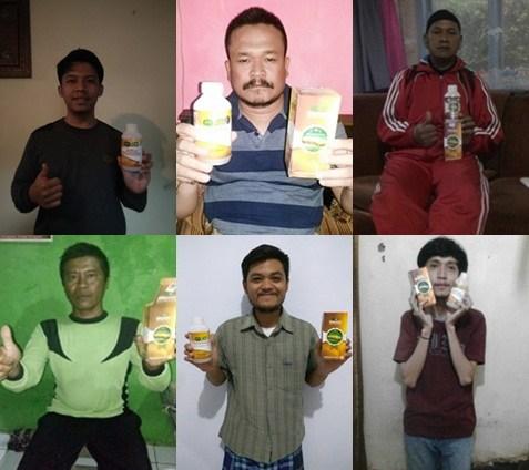 Testimoni / Kesaksian Dari Obat Herbal QnC Jelly Gamat