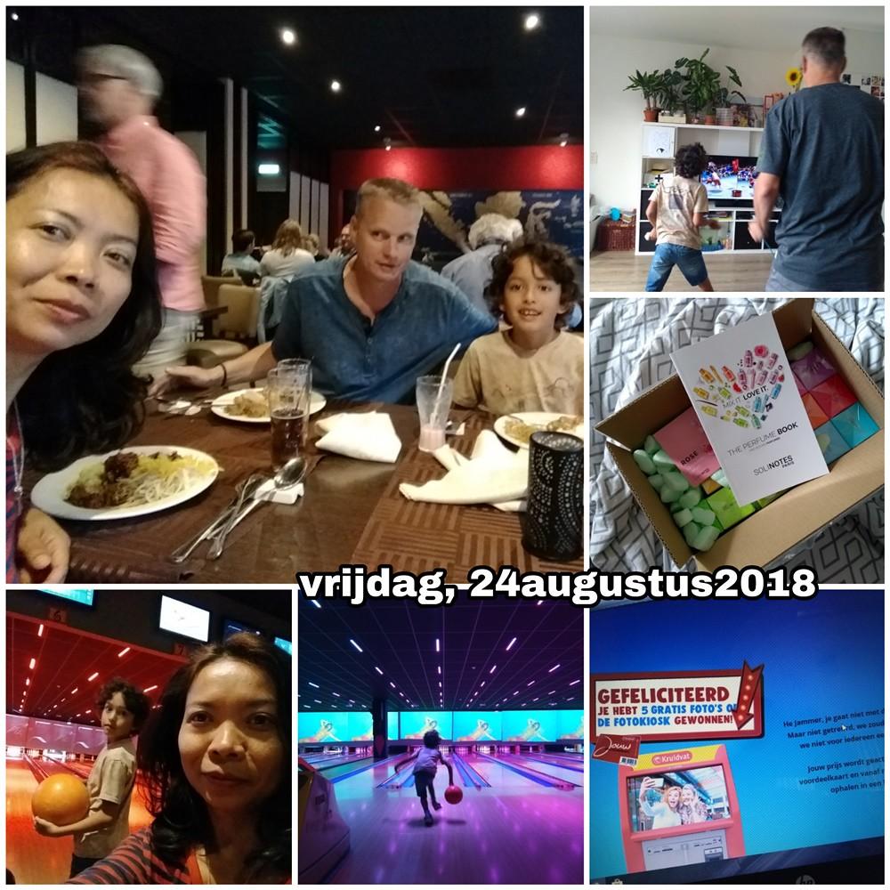24 augustus 2018 Snapshot