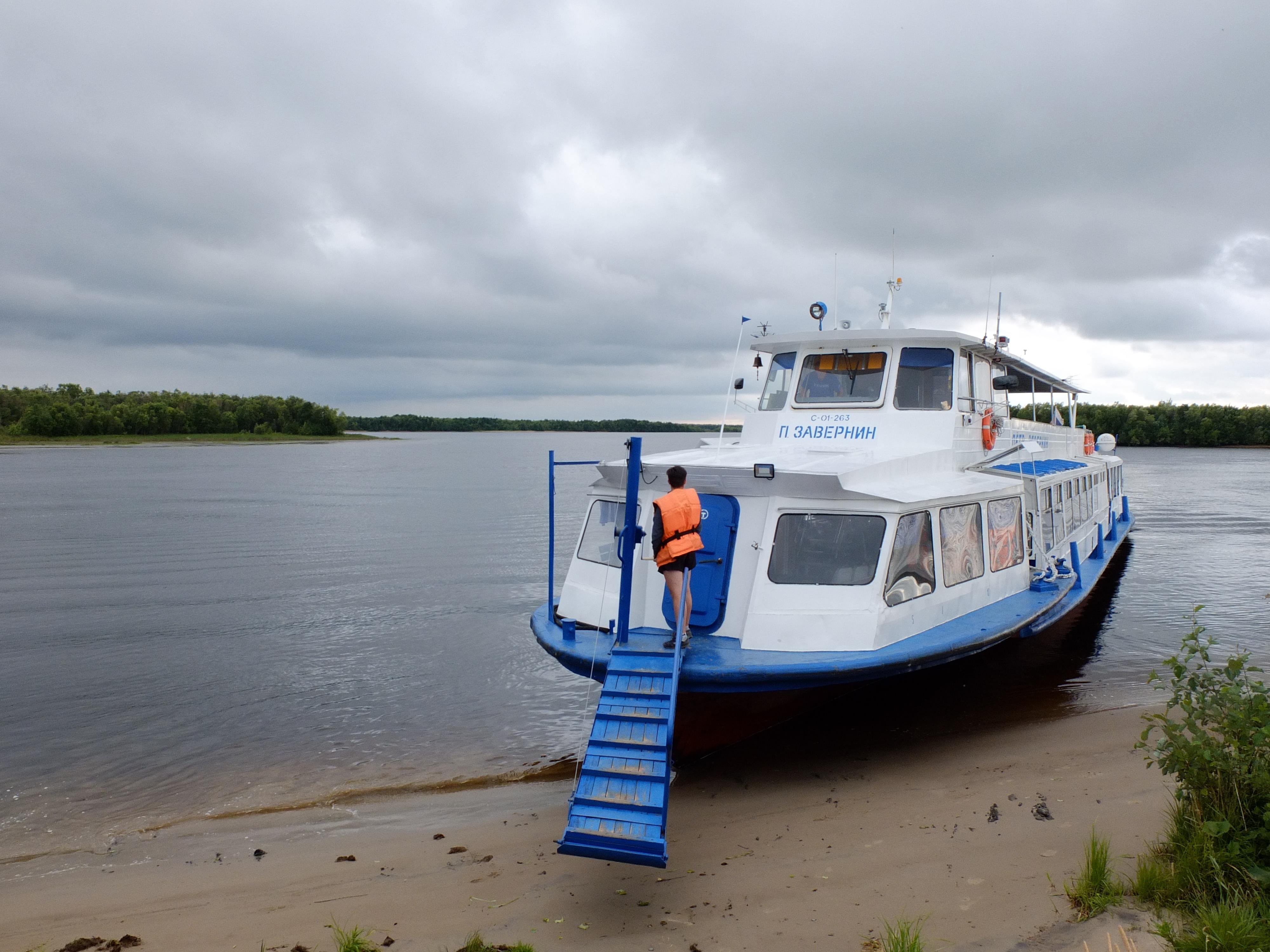 Архангельск: речные острова и Малые Корелы