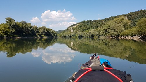 Kanu Donau