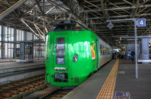 01-09-2018 Asahikawa Station (1)